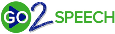 Go 2 Speech Logo